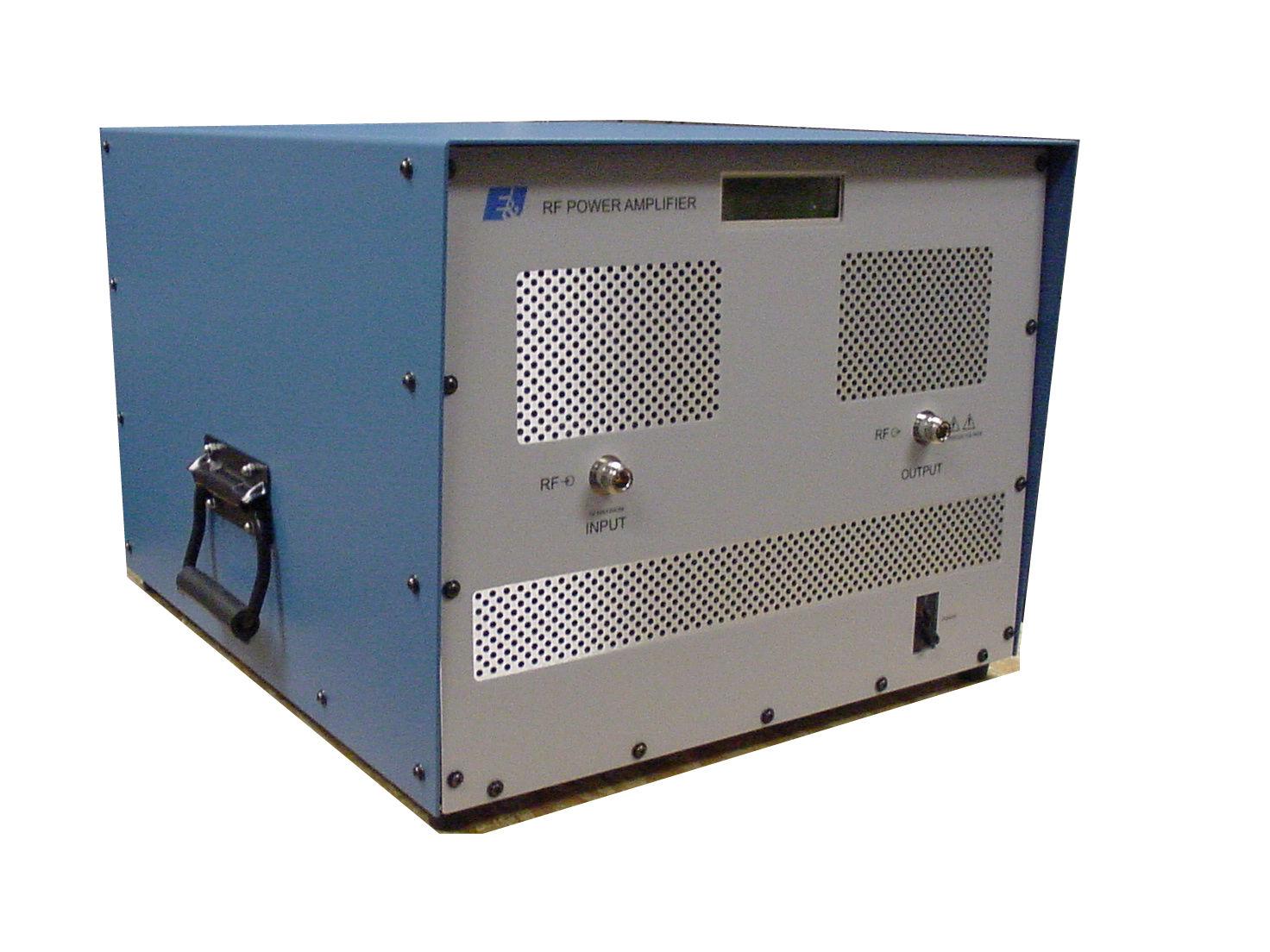 2400l Rf Power Amplifier 10khz 10mhz 400 Watts Acquitek Amp