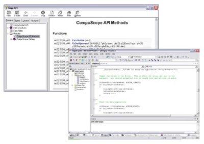 SDK C/C++ - CompuScope C/C# SDK for Windows | Acquitek