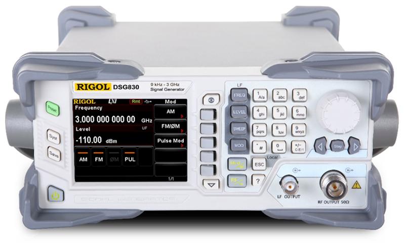 Ac Signal Generator : Dsg ghz rf signal generator acquitek