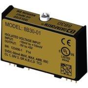 8B30 - Millivoltage Input 8B Module, 3Hz Bandwidth