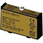 8B31 - Voltage Input Module, 3Hz Bandwidth