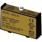 8B32 - Current Input Module, 3Hz Bandwidth