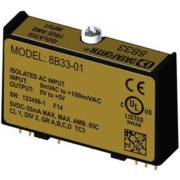 8B33 - True RMS Input Module