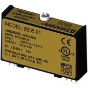 8B35 - Linearised 4-Wire RTD Input Module, 3Hz Bandwidth