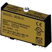 8B36 - Potentiometer Input Module, 3Hz Bandwidth