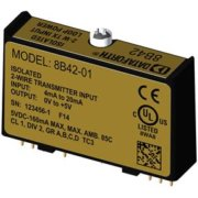 8B42 - 2-Wire Transmitter Interface, 100Hz Bandwidth