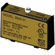 8B45 - Frequency Input Modules
