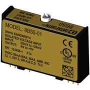 8B50 -  Millivoltage Input Module, 20kHz Bandwidth