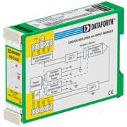 DSCA30 Serie - Analog Voltage Input Signal Conditioners, Narrow Bandwidth