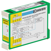 DSCA34 Serie - Linearized 2- or 3-Wire RTD Input Signal Conditioners