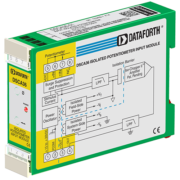 DSCA36 Serie - Potentiometer Input Signal Conditioners