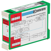 DSCA39 Serie - Current Output Signal Conditioners