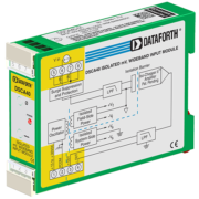 DSCA40 Serie - Analog Voltage Input Signal Conditioners, Wide Bandwidth