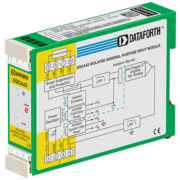 DSCA43 Serie - General Purpose Input Signal Conditioners, with DC Excitation