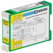 DSCA45 Serie - Frequency Input Signal Conditioners