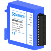 SCM9B-D16 - DIN rail mount Frequency sensor to computer modules