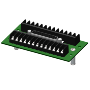 8BXIF - Universal Interface Board