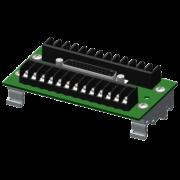 8BXIF-DIN - Universal Interface Board DIN Version