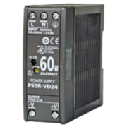 PWR-PS5R60W - Power 60 Watts Output 24VDC/2.5A