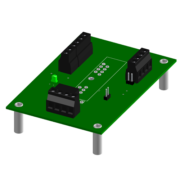 SCMXEV - Analog Module Evaluation Board